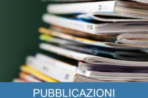 PUBBLICAZIONI DEL CENTRO STUDI FELICIANO ROSSITTO