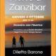 """Presentazione del libro """"Morte a Zanzibar"""" della scrittrice Diletta Barone"""