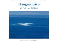 """Presentazione del libro di poesie """"Il sogno lirico"""" di Caterina Cellotti"""